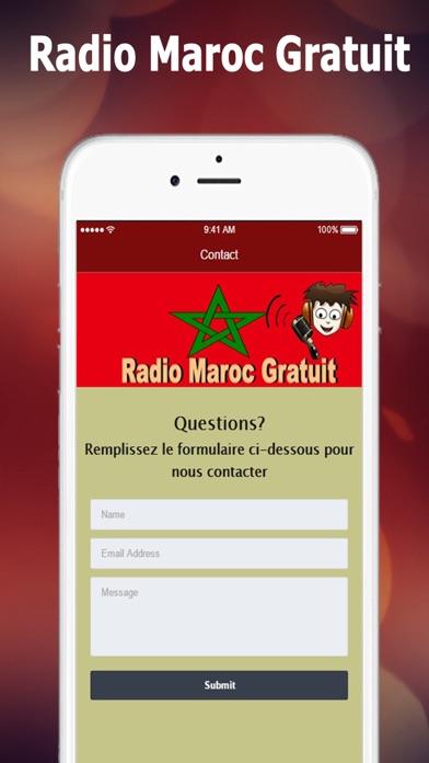 Radio Maroc Gratuit: Nouvelles, musique et sports-2