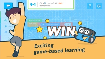 mBlock Blockly-STEM education by Makeblock Co , Ltd  (iOS