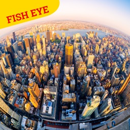 Fish Eye Camera : 3d fisheye effect lomo lens cam