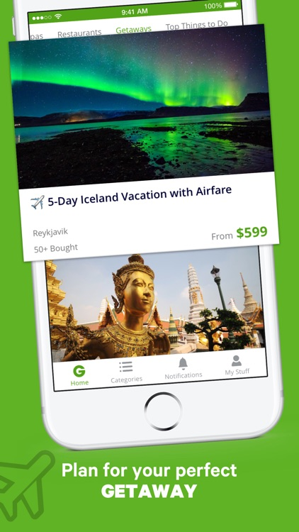 Groupon - Deals, Coupons & Discount Shopping App app image