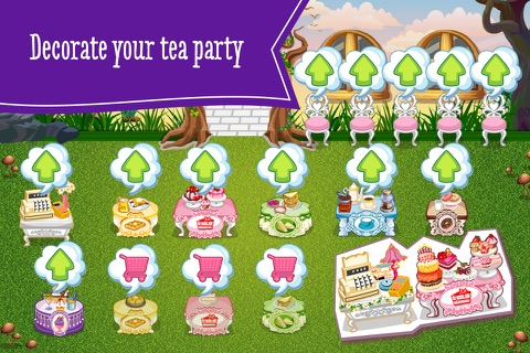 Ever After High™ Tea Party Dash - náhled