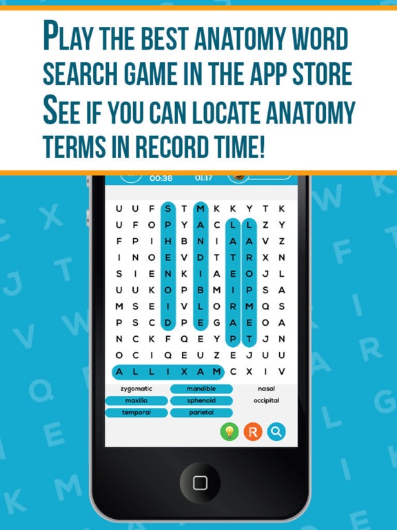 Anatomy Word Search Pro App Price Drops