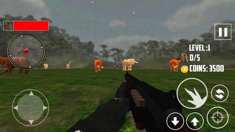 Call of Hunter Survival Missions screenshot-3