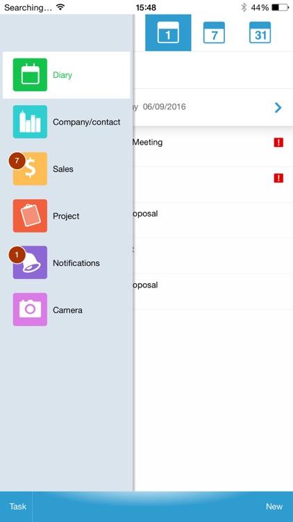 SuperOffice screenshot-4