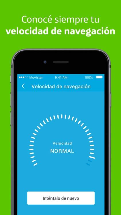 Mi Movistar Negocios Argentina screenshot-3