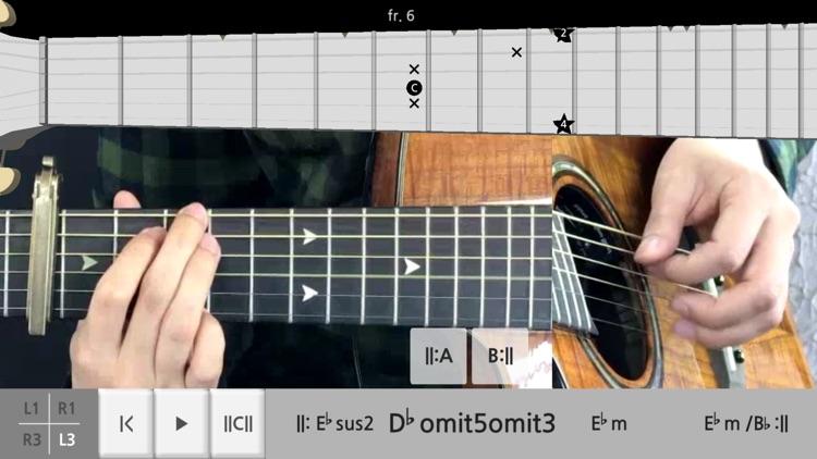 Chord Player - for Simon and Garfunkel screenshot-4