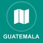 危地马拉 : 离线GPS导航 icon