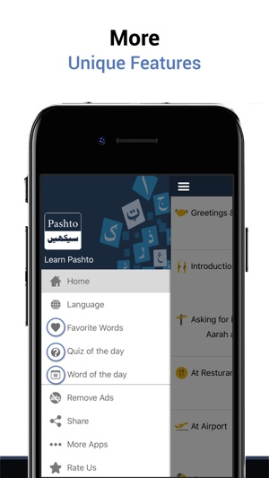 Learn Pashto on the App Store