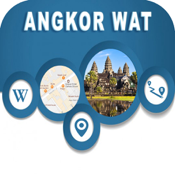 Angkor Wat Cambodia Offline Map Navigation Tour app review