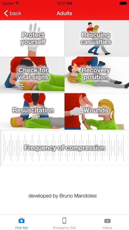 First Aid Basic Informations screenshot-3