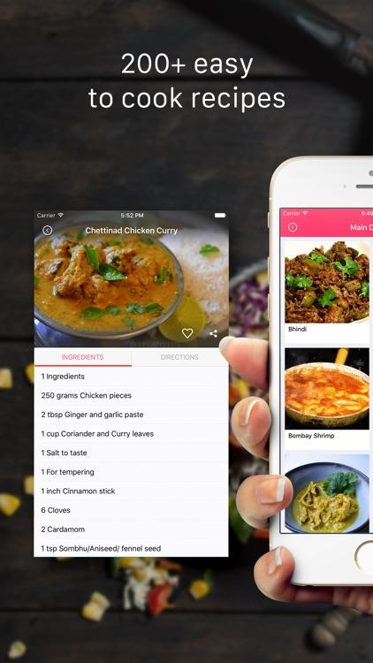 Indian Recipes: curry, vegan, soup recipes, ...