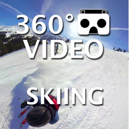 VR Skiing 360° Video