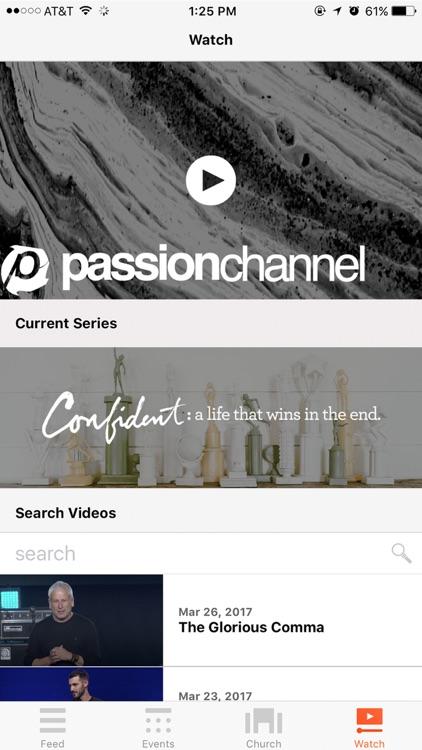 Passion Movement screenshot-4
