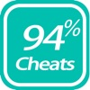Cheats for 94% - 94 percent Answers - iPhoneアプリ
