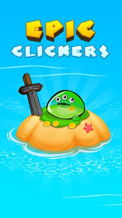Epic Clickers screenshot-4