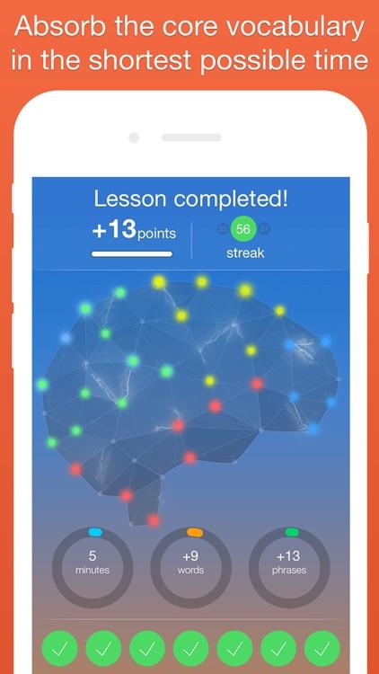 Mondly: Learn 33 Languages: Spanish English French screenshot-3