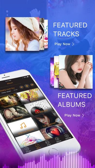 음악 플레이어 -  mp3 플레이어 - 음악을 듣다. for Windows