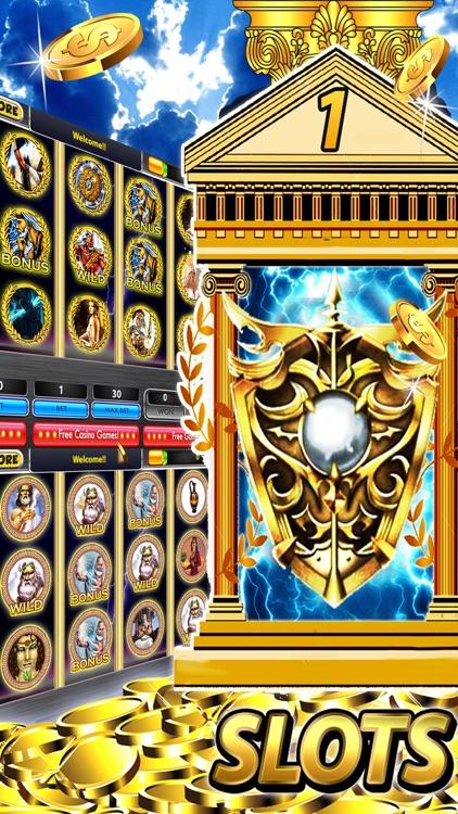 Zeus 111 slot machine