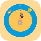 渔夫 - 点击钓鱼和乐趣 icon