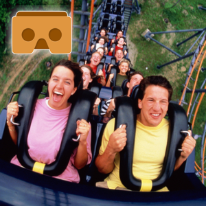 VR Apps Virtual Rollercoaster for Google Cardboard app