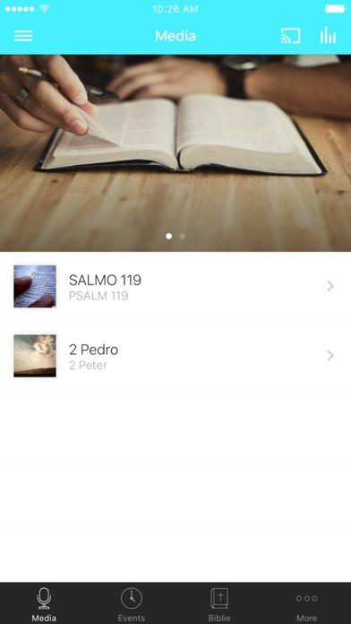 Calvary Chapel Logos screenshot 1