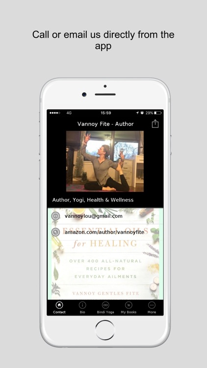 Vannoy Fite Author By Appsme Ltd