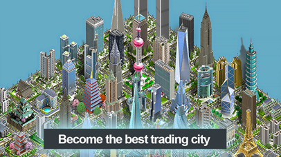 Trade City Free screenshot 1