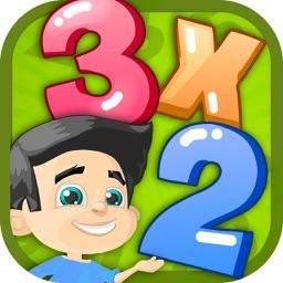 Quick Multiplication Math.ematics Kids Game Quiz