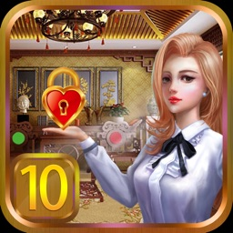 Can You Escape The Holiday Homes 10 (doors&rooms)