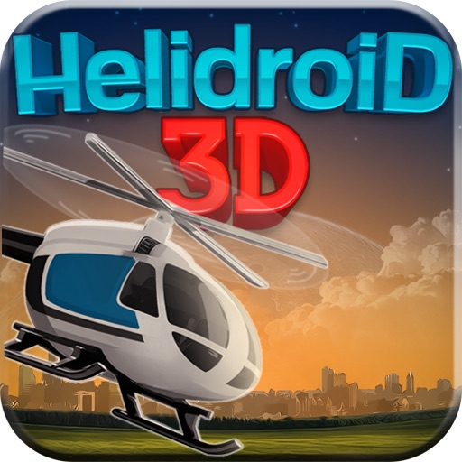 Helidroid 3D : Helicopter R/C iOS App