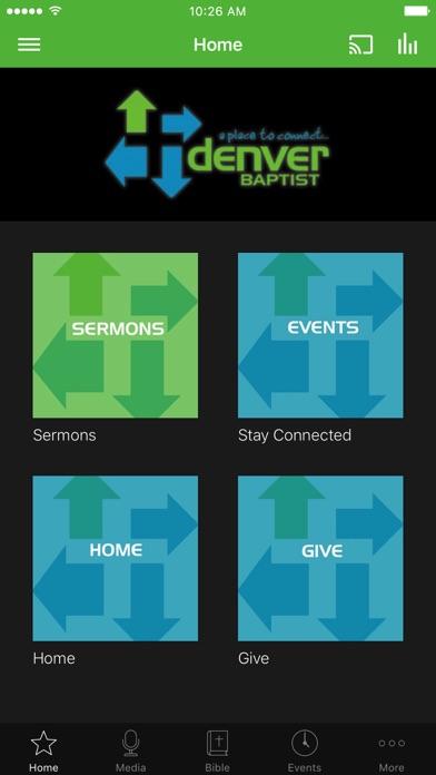 Denver Baptist Church screenshot 1