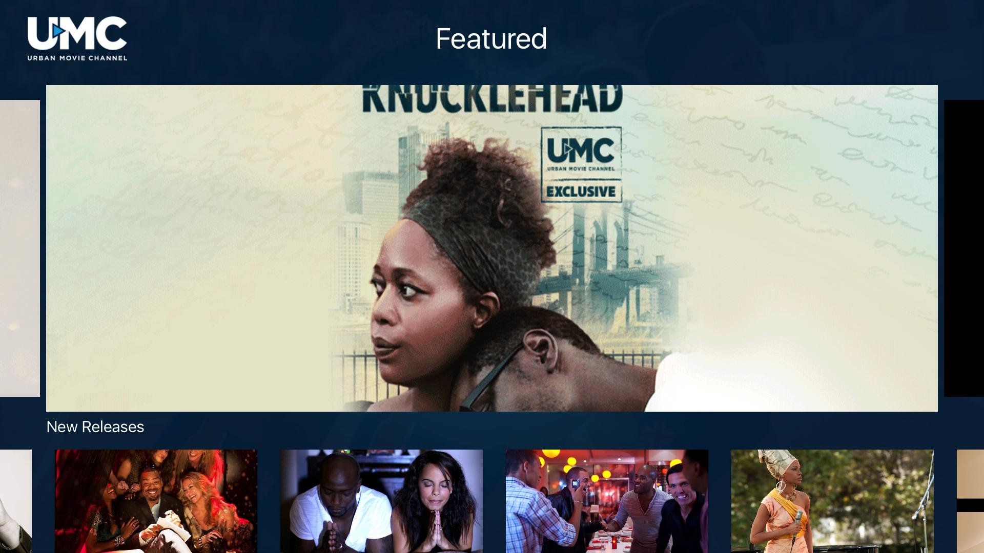 UMC: Best in Black Film & TV screenshot 10