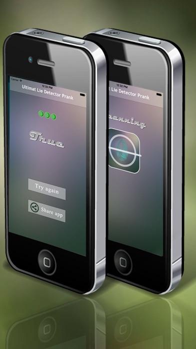 Lie Detector Simulator Prank screenshot three