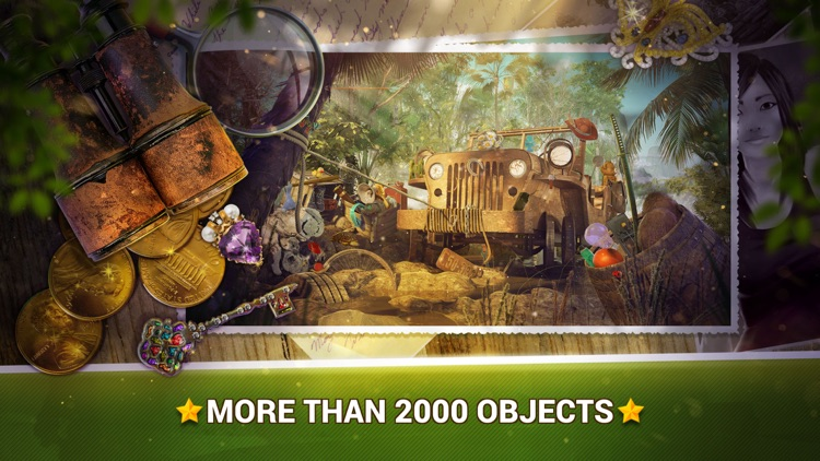 Hidden Objects Jungle Mystery – Find Object Games