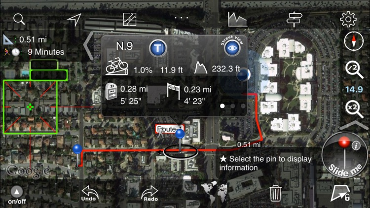 iPlanMyRoute screenshot-4