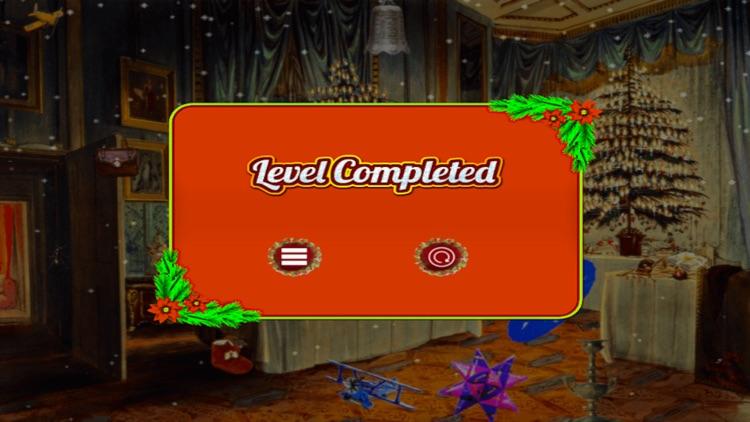 Christmas Hidden Object - Adventure Puzzle Games screenshot-4