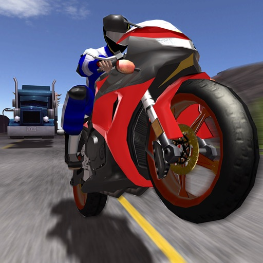 3D FPV Motorcycle Racing PRO - Full eXtrem Version