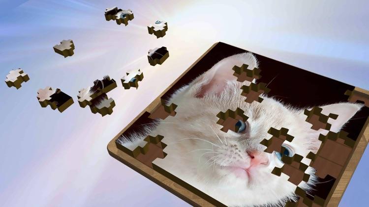 Super Jigsaws Kittens screenshot-4