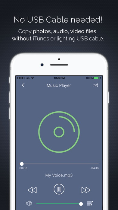 Air Share : Wifi File Transfer screenshot three