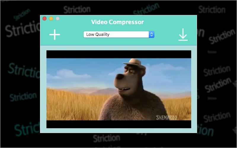 Striction - Video Compressor