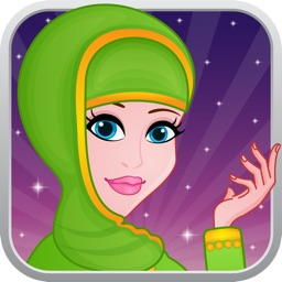 Muslim Girl Dress up : Arab Princess Dressing
