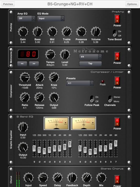 StompBox Band screenshot-4