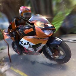 The Survival Racing: Moto GP vs Jurassic Dinos