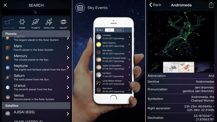 Sky Walk 2: Guide to the Sky Stars Night or Day screenshot-4
