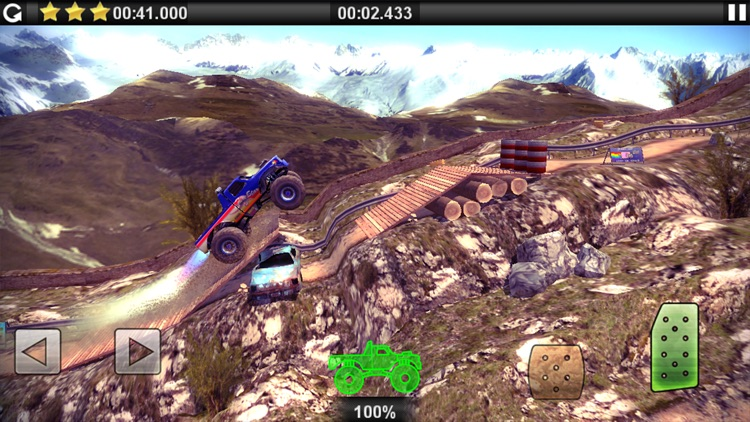 Offroad Legends screenshot-2