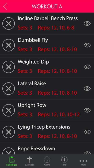 A Full Body Strength & Hypertrophy Workout Pro