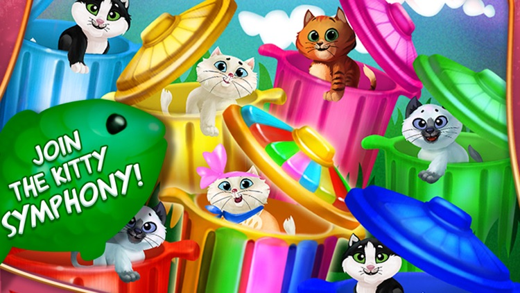 Kitty Cat Pet : Dress Up & Play screenshot-4