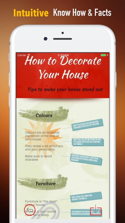 How to Decorate Your House-Beginner Tips and Guide screenshot-0