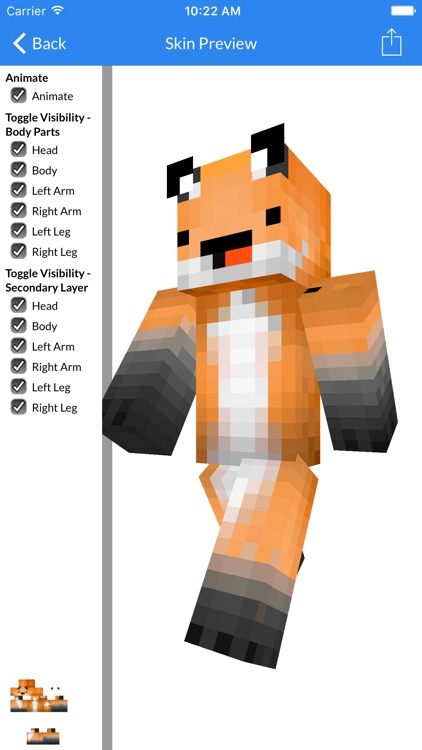 Best Teen Skins - New Teen Skins For Minecraft PE screenshot-4