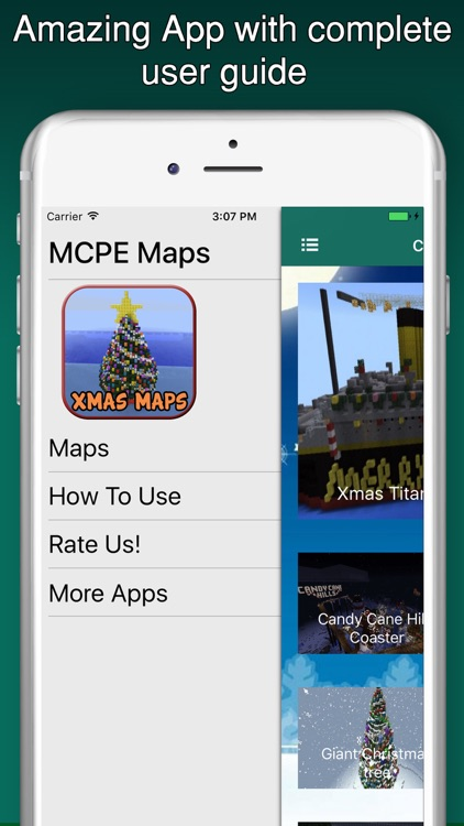 Christmas Maps for Minecraft PE - Pocket Edition screenshot-3